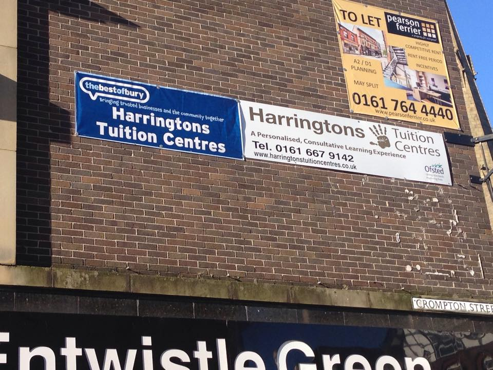 HARRINGTONS-TUITION-BANNERS-DISPLAY-BURY-GRAPHICS