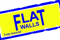 FLATWALLS-LOGO-DESIGN-BURY-GRAPHICS