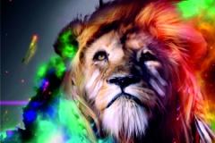 lion-3d-graphics-bury