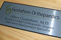 doctors-dorr-signs-plaques-bury-graphics