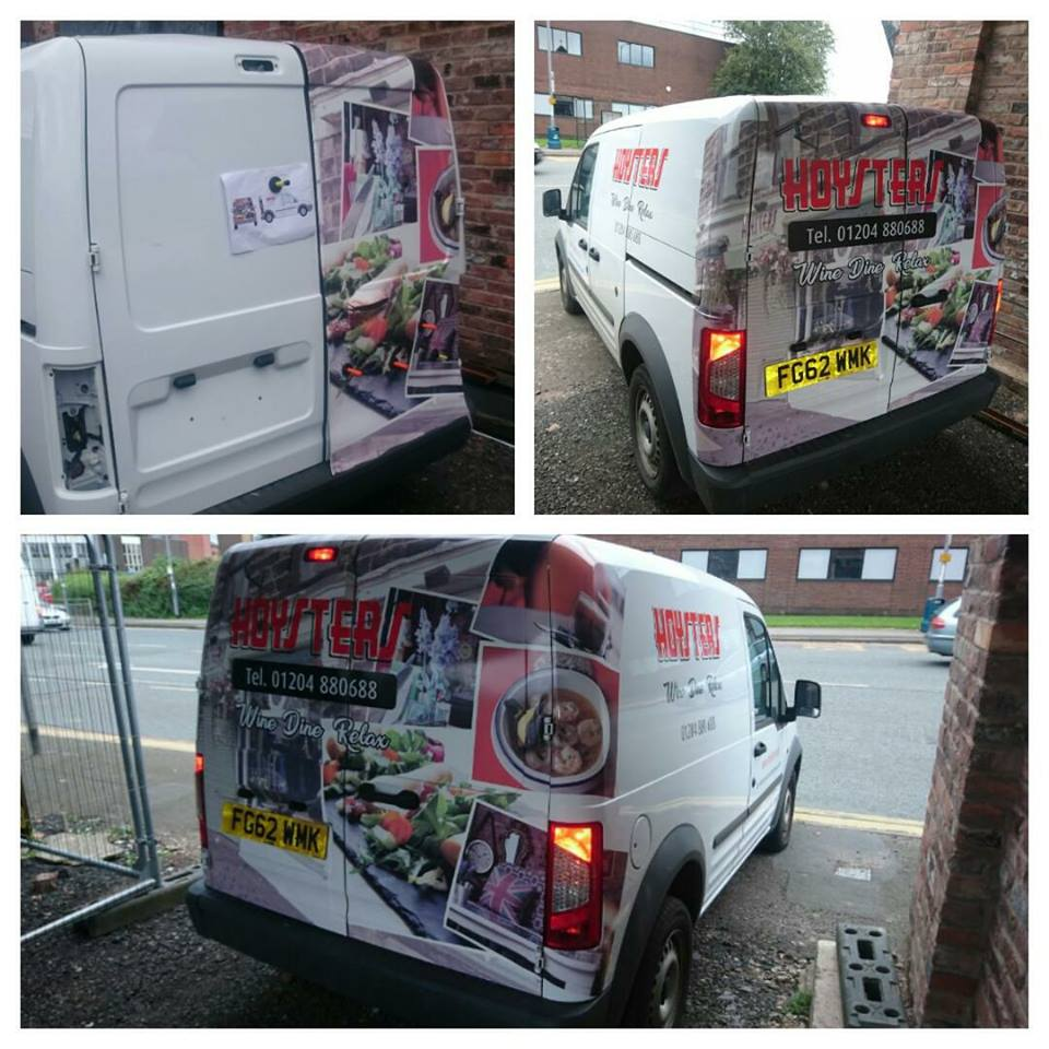 hoysters-bar-taps-vehicle-car-wrapping-signs-bury-graphics