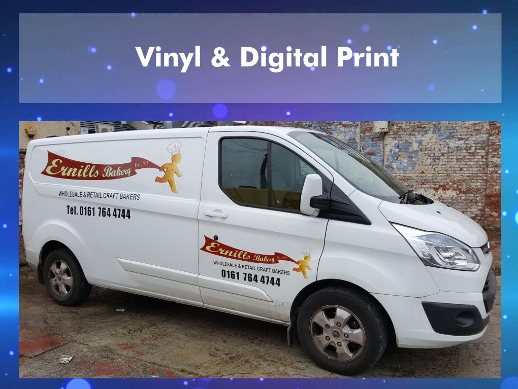 Economical Vehicle Graphics/Stickers Fleet, Wagons, Trucks