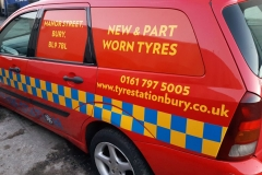 VEHICLE-STICKER-FLEET-VEHICLES -BURY-GRAPHICS -SIGNS-battenburg-printing